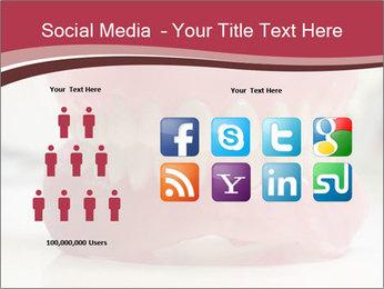 Teeth Model PowerPoint Template - Slide 5