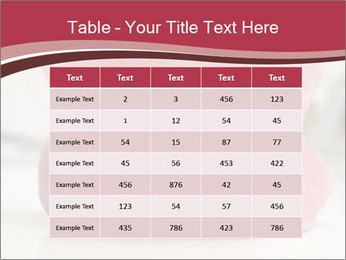 Teeth Model PowerPoint Template - Slide 55