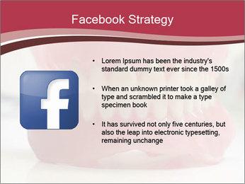 Teeth Model PowerPoint Template - Slide 6