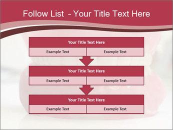 Teeth Model PowerPoint Template - Slide 60