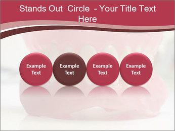 Teeth Model PowerPoint Template - Slide 76