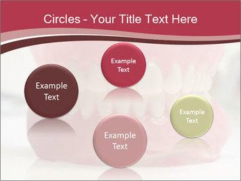 Teeth Model PowerPoint Template - Slide 77
