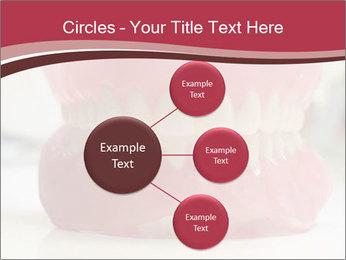 Teeth Model PowerPoint Template - Slide 79