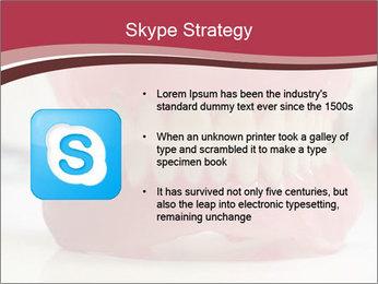Teeth Model PowerPoint Template - Slide 8