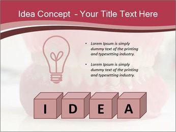 Teeth Model PowerPoint Template - Slide 80