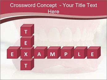 Teeth Model PowerPoint Template - Slide 82
