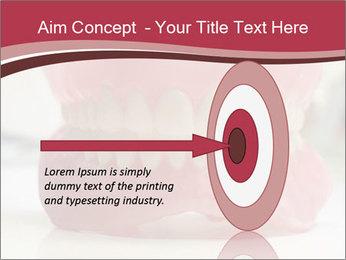 Teeth Model PowerPoint Template - Slide 83