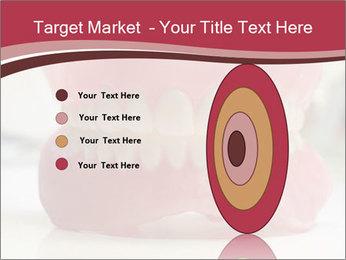Teeth Model PowerPoint Template - Slide 84