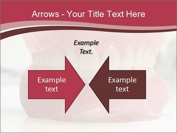 Teeth Model PowerPoint Template - Slide 90