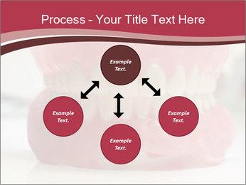 Teeth Model PowerPoint Template - Slide 91
