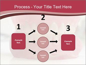 Teeth Model PowerPoint Template - Slide 92