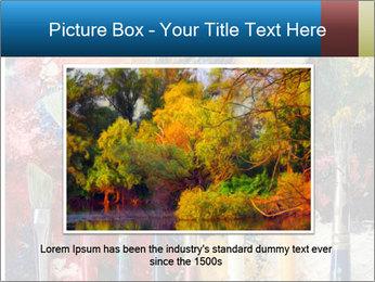 Artist's Brushes PowerPoint Template - Slide 15