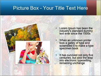 Artist's Brushes PowerPoint Template - Slide 20