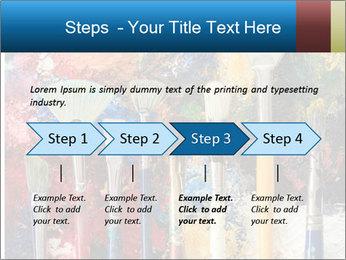 Artist's Brushes PowerPoint Template - Slide 4