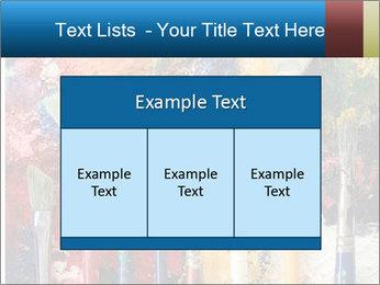 Artist's Brushes PowerPoint Template - Slide 59