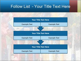 Artist's Brushes PowerPoint Template - Slide 60