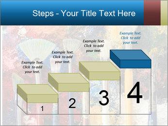 Artist's Brushes PowerPoint Template - Slide 64