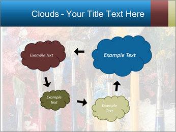 Artist's Brushes PowerPoint Template - Slide 72