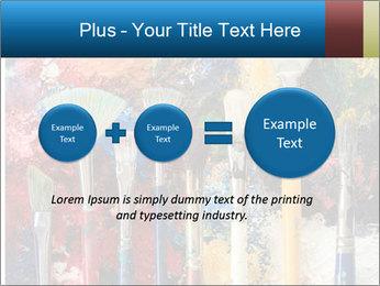 Artist's Brushes PowerPoint Template - Slide 75