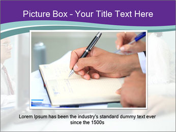 Busy Office Day PowerPoint Template - Slide 16