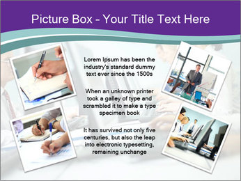 Busy Office Day PowerPoint Template - Slide 24