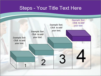 Busy Office Day PowerPoint Template - Slide 64