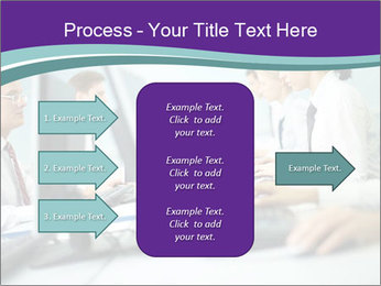Busy Office Day PowerPoint Template - Slide 85
