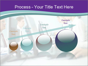 Busy Office Day PowerPoint Template - Slide 87