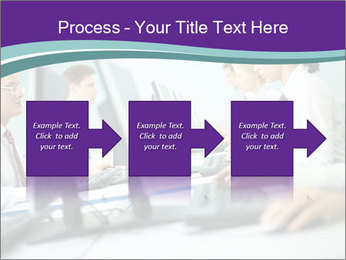 Busy Office Day PowerPoint Template - Slide 88
