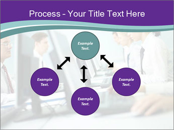 Busy Office Day PowerPoint Template - Slide 91