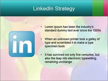 Birthday Decor PowerPoint Template - Slide 12
