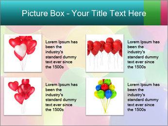 Birthday Decor PowerPoint Template - Slide 14