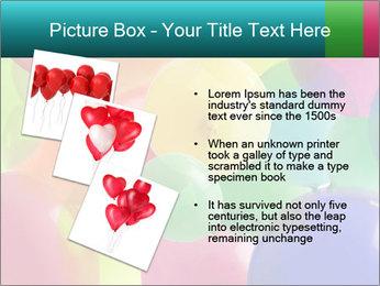 Birthday Decor PowerPoint Template - Slide 17