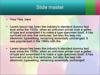 Birthday Decor PowerPoint Template - Slide 2