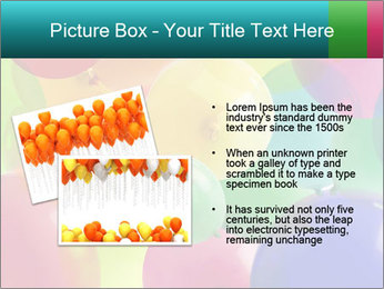 Birthday Decor PowerPoint Template - Slide 20
