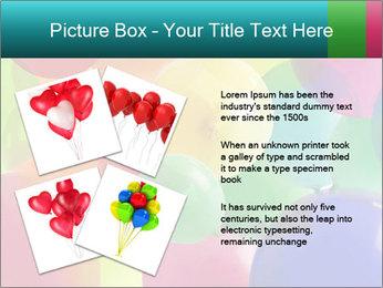 Birthday Decor PowerPoint Template - Slide 23