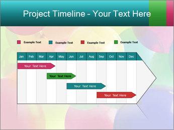 Birthday Decor PowerPoint Template - Slide 25