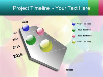 Birthday Decor PowerPoint Template - Slide 26
