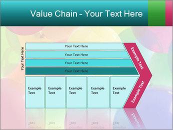 Birthday Decor PowerPoint Template - Slide 27