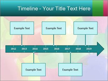 Birthday Decor PowerPoint Template - Slide 28