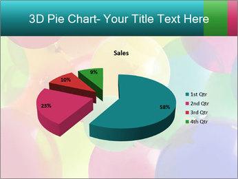 Birthday Decor PowerPoint Template - Slide 35