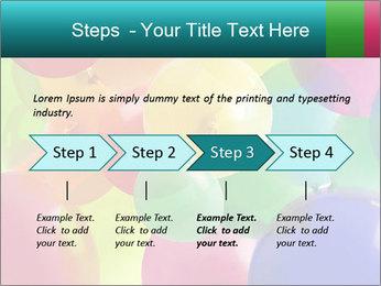 Birthday Decor PowerPoint Template - Slide 4