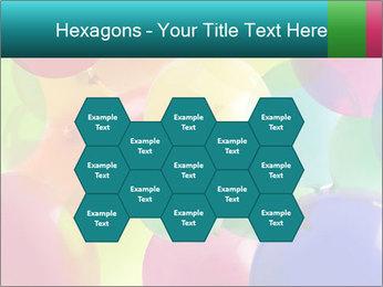 Birthday Decor PowerPoint Template - Slide 44