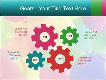 Birthday Decor PowerPoint Template - Slide 47