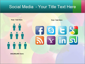 Birthday Decor PowerPoint Template - Slide 5