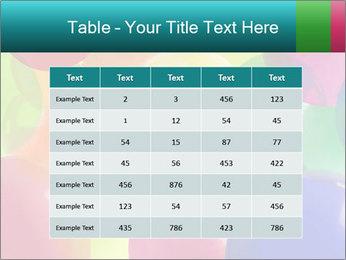 Birthday Decor PowerPoint Template - Slide 55