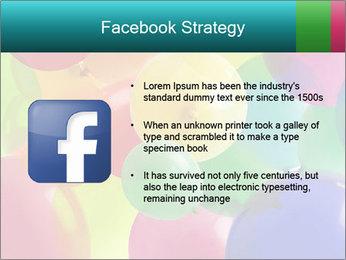 Birthday Decor PowerPoint Template - Slide 6