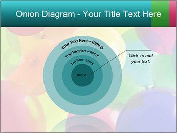 Birthday Decor PowerPoint Template - Slide 61