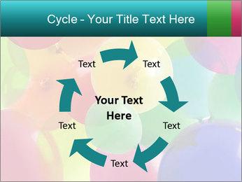 Birthday Decor PowerPoint Template - Slide 62