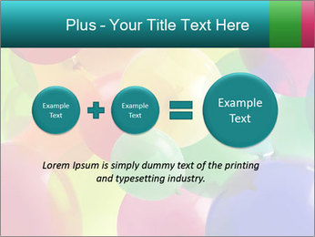 Birthday Decor PowerPoint Template - Slide 75